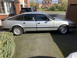 Rover SD1 Vitesse Twin Plenum