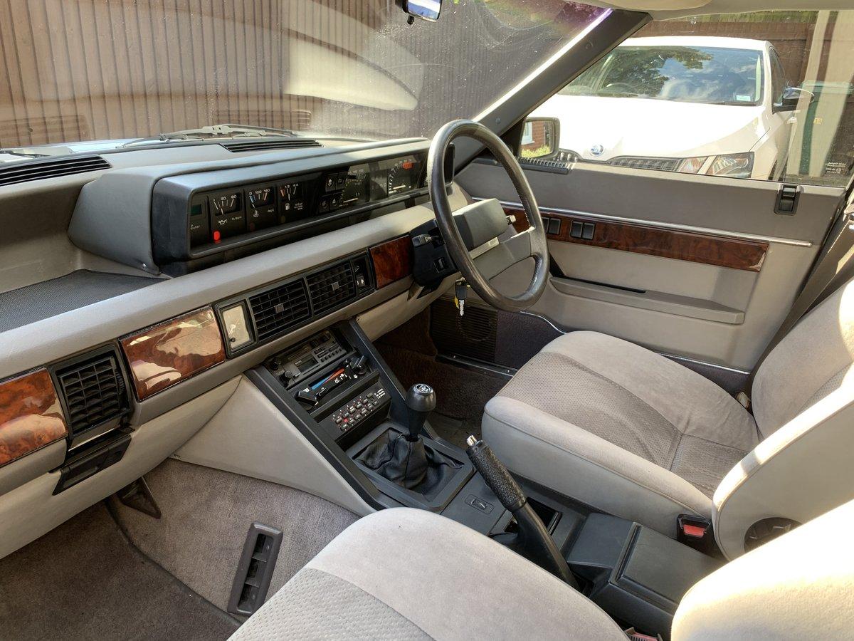 1986 Rover SD1 Vitesse Twin Plenum SOLD (picture 3 of 6)