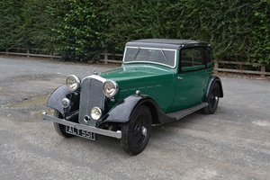 Picture of 1933 Rover 14 Speed Pilot Hastings Coupe For Sale by Auction