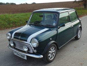 Picture of 1996 Rover Mini Mayfair Automatic SOLD