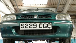 Picture of 1998 Metro GTa British Racing Green only 17,777 miles