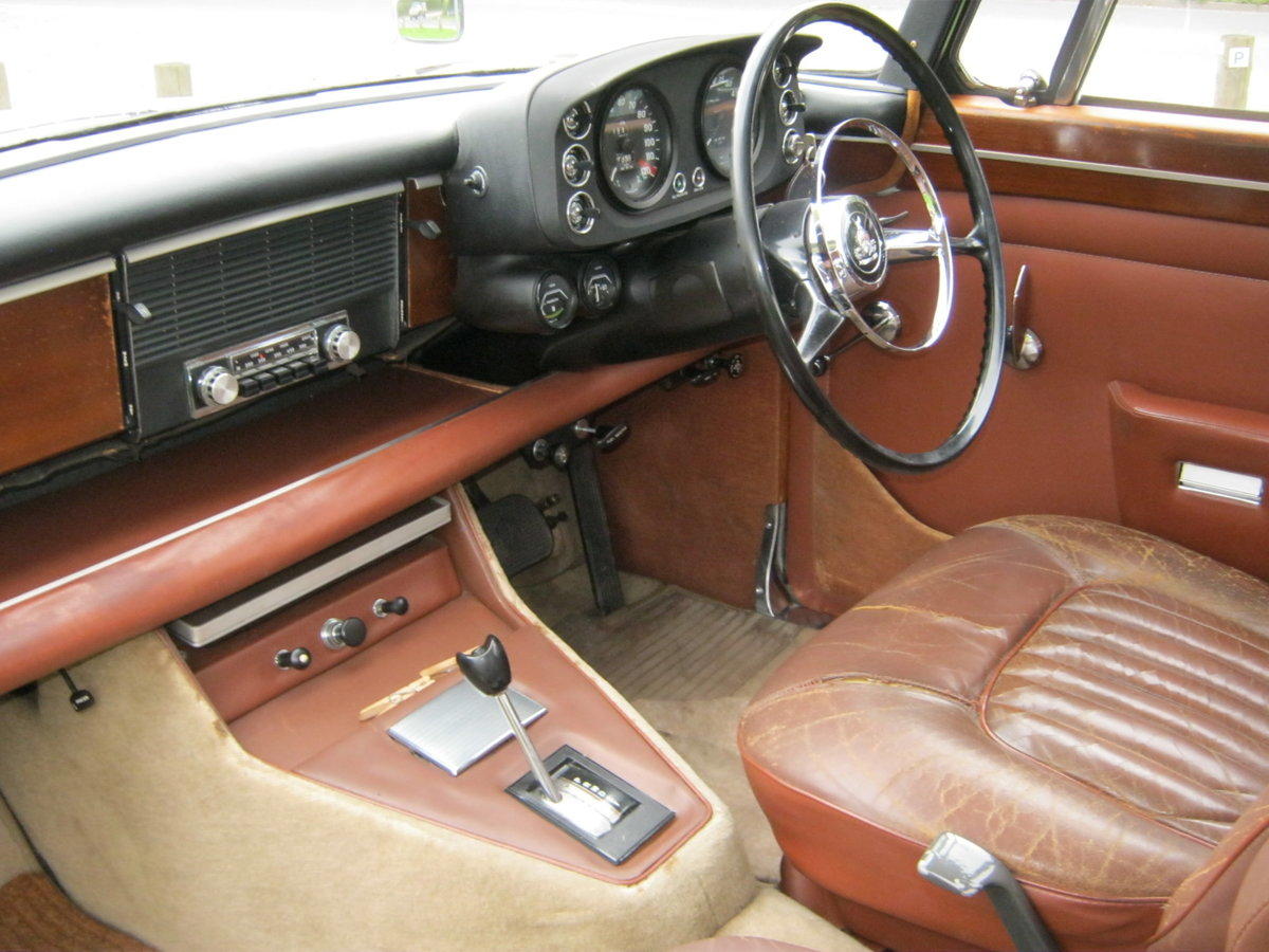 1970 ROVER P5b COUPE 3.5 V8 AUTO. OWNED FOR 44 YEARS SOLD (picture 5 of 6)