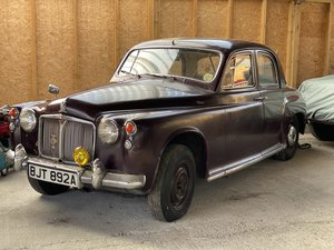 Rover P4 95 - 2 owners from New - Project car - good body