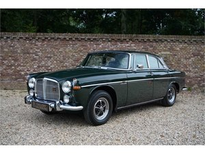 Picture of 1969 Rover P5B 3.5 Coupé 3 owner car from new