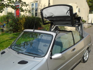 Picture of 1996 Rover 114 Cabriolet