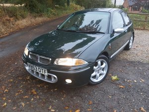 Picture of 1999 Rover 200 BRM 1.8 VVC