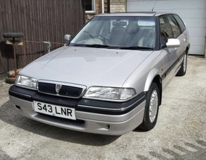 Picture of 1998 NOW SOLD Low mileage Rover 416 Tourer