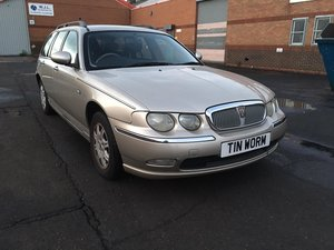 Picture of 2003 Rover 75 Estate BMW TD4 2.0 turbo diesel engine manual SOLD