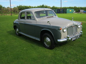 1963 ROVER P4 110. BEAUTIFUL CAR IN FANTASTIC CONDITION