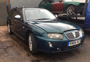 Facelift Rover 75 Connoisseur SE Tourer 2.0 CDTi Automatic
