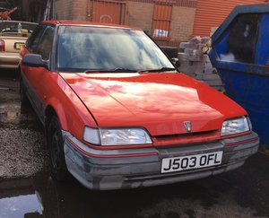 1992 Rover 216GSi Auto with Honda D-series 1.6 petrol engine
