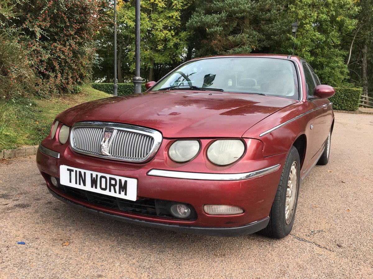 1999 Rover 75 Diesel Club Saloon Manual Gearbox For Sale (picture 1 of 6)