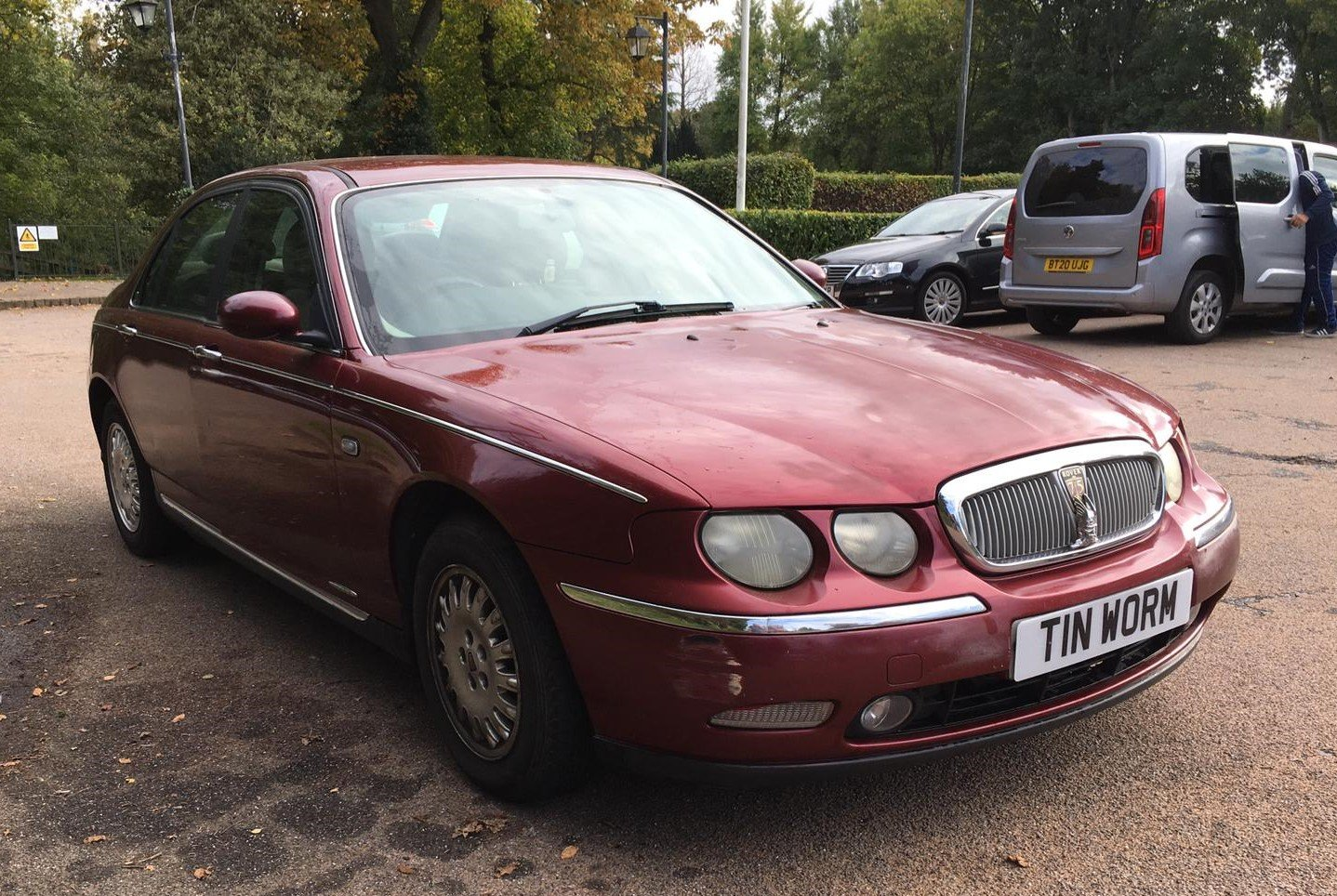 1999 Rover 75 Diesel Club Saloon Manual Gearbox For Sale (picture 2 of 6)