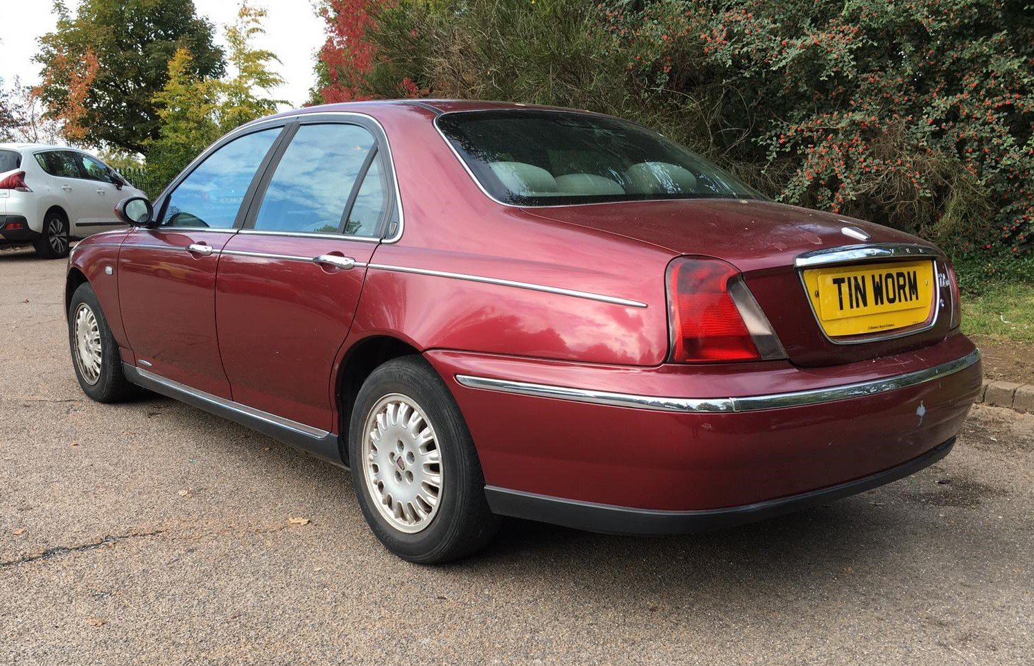 1999 Rover 75 Diesel Club Saloon Manual Gearbox For Sale (picture 3 of 6)