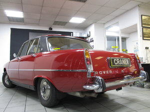 Picture of 1971 Rover P6 2200cc SOLD