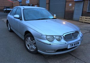 Rover 75 Club SE 1.8 Turbo petrol 4dr Auto