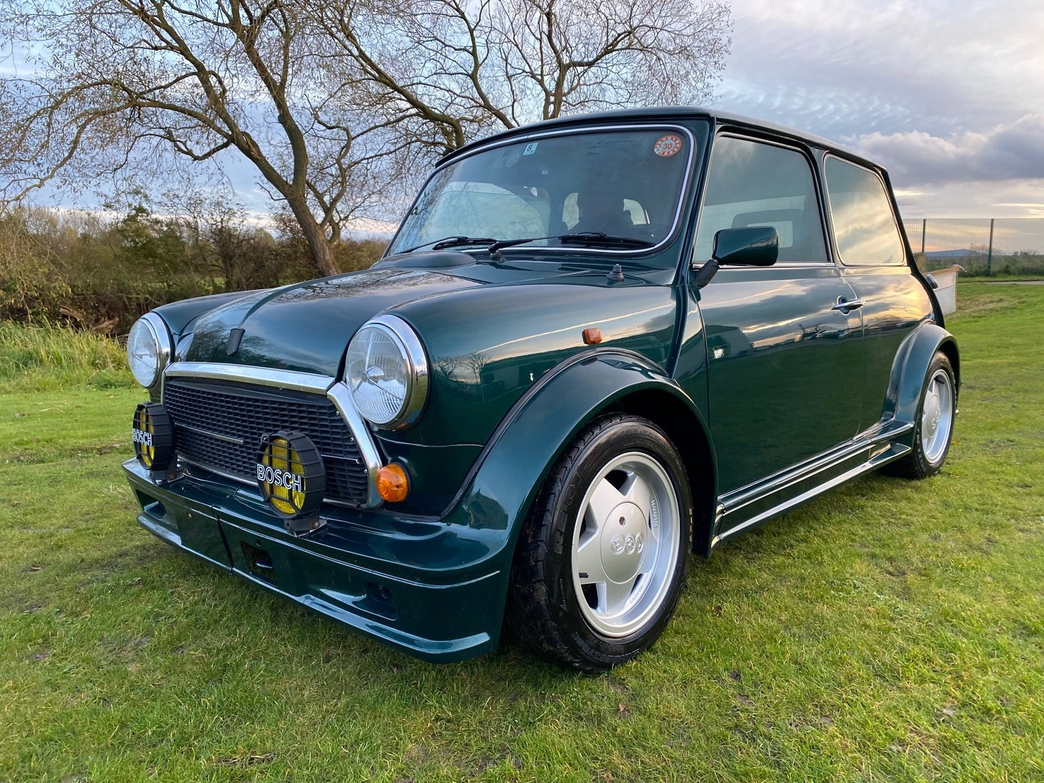 1992 ROVER MINI ERA TURBO VERY RARE VEHICLE * ONE OF ONLY 436 * For Sale (picture 1 of 6)