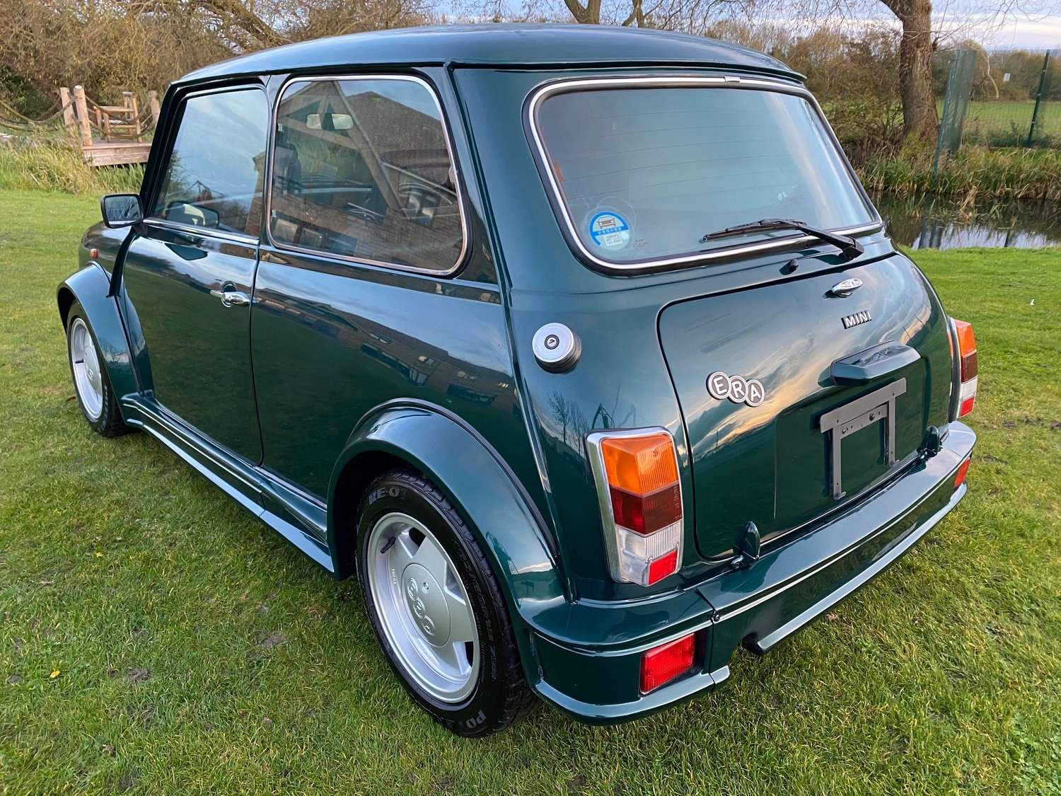 1992 ROVER MINI ERA TURBO VERY RARE VEHICLE * ONE OF ONLY 436 * For Sale (picture 2 of 6)