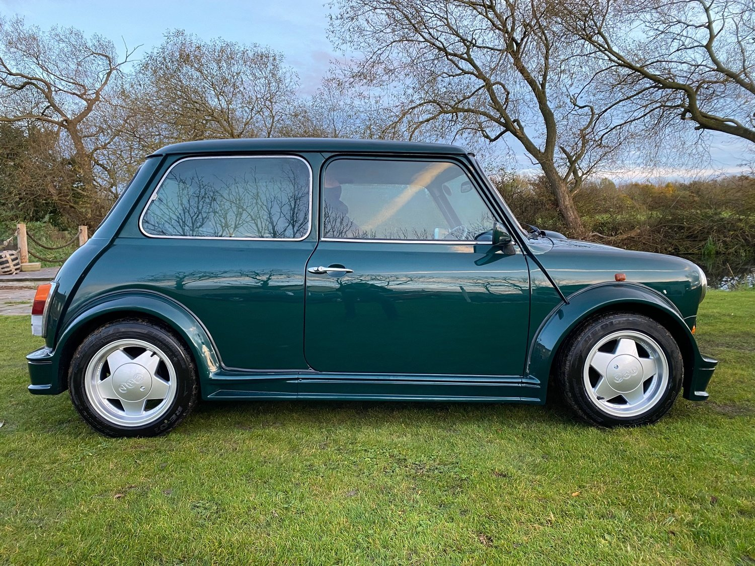 1992 ROVER MINI ERA TURBO VERY RARE VEHICLE * ONE OF ONLY 436 * For Sale (picture 3 of 6)