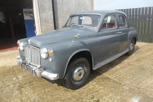 Picture of 1959 Rover P4 100