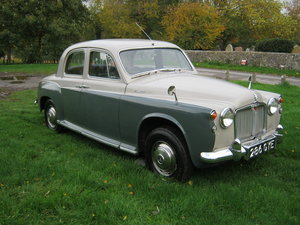 Picture of 1963 ROVER P4 110. BEAUTIFUL CAR IN FANTASTIC CONDITION SOLD
