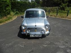 1991 ROVER MINI MAYFAIR IN SILVER ONLY 3,000 MILES FROM NEW For Sale (picture 2 of 6)