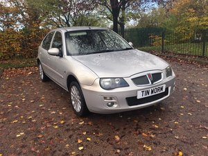 Picture of 2005 Low Mileage 1.4 Rover 25GSi top spec with 1 former keeper SOLD