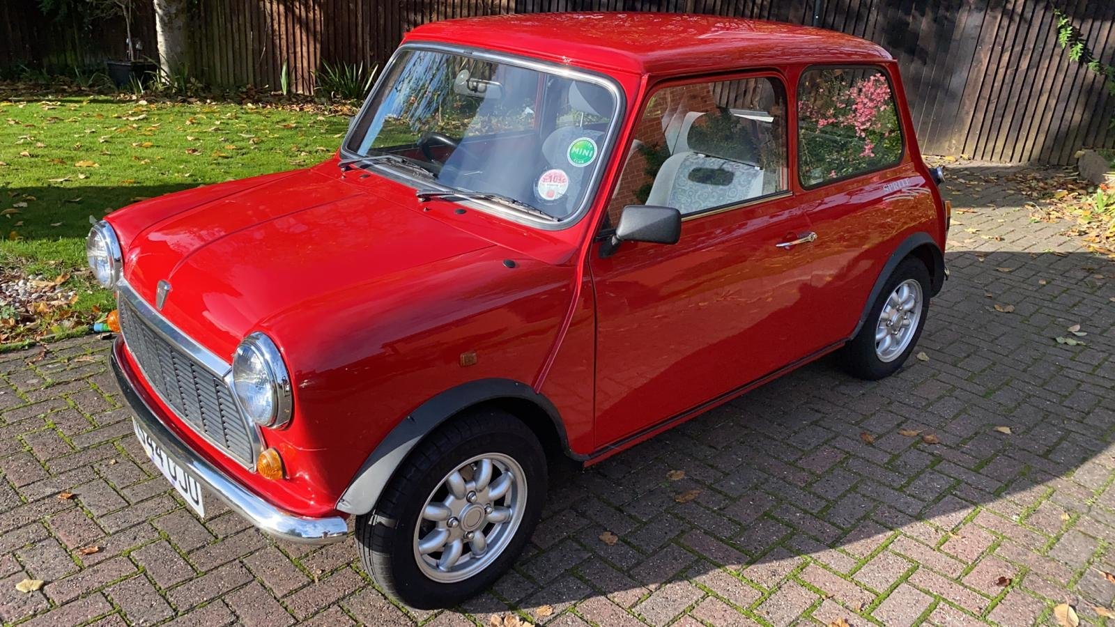 Stunning 1995 Mini Sprite only 35,000 miles SOLD (picture 1 of 6)
