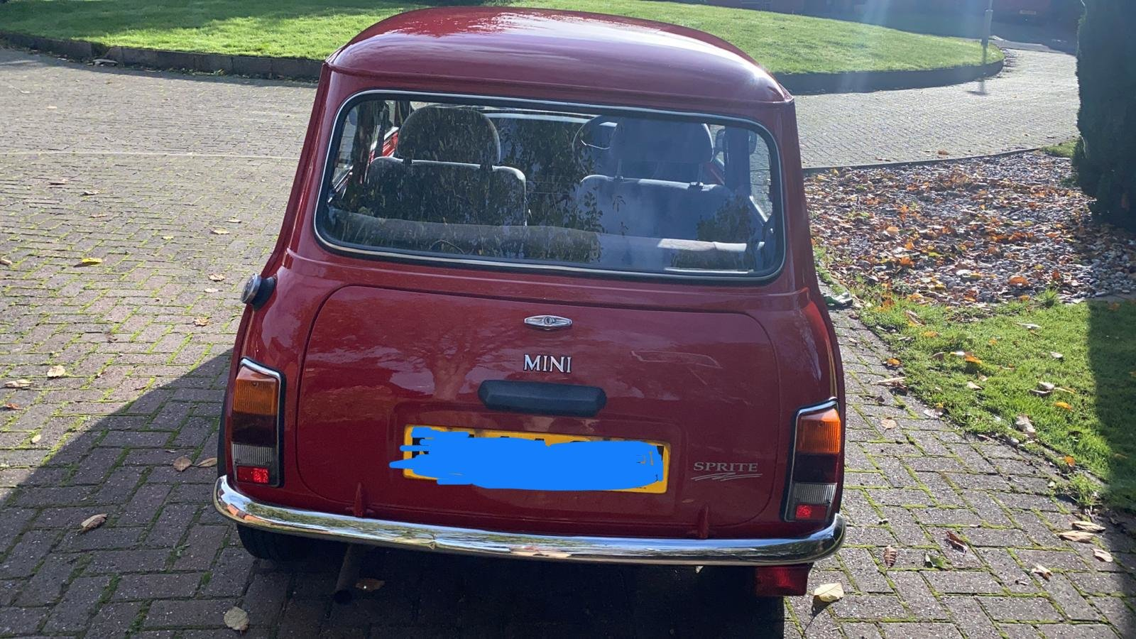 Stunning 1995 Mini Sprite only 35,000 miles SOLD (picture 3 of 6)
