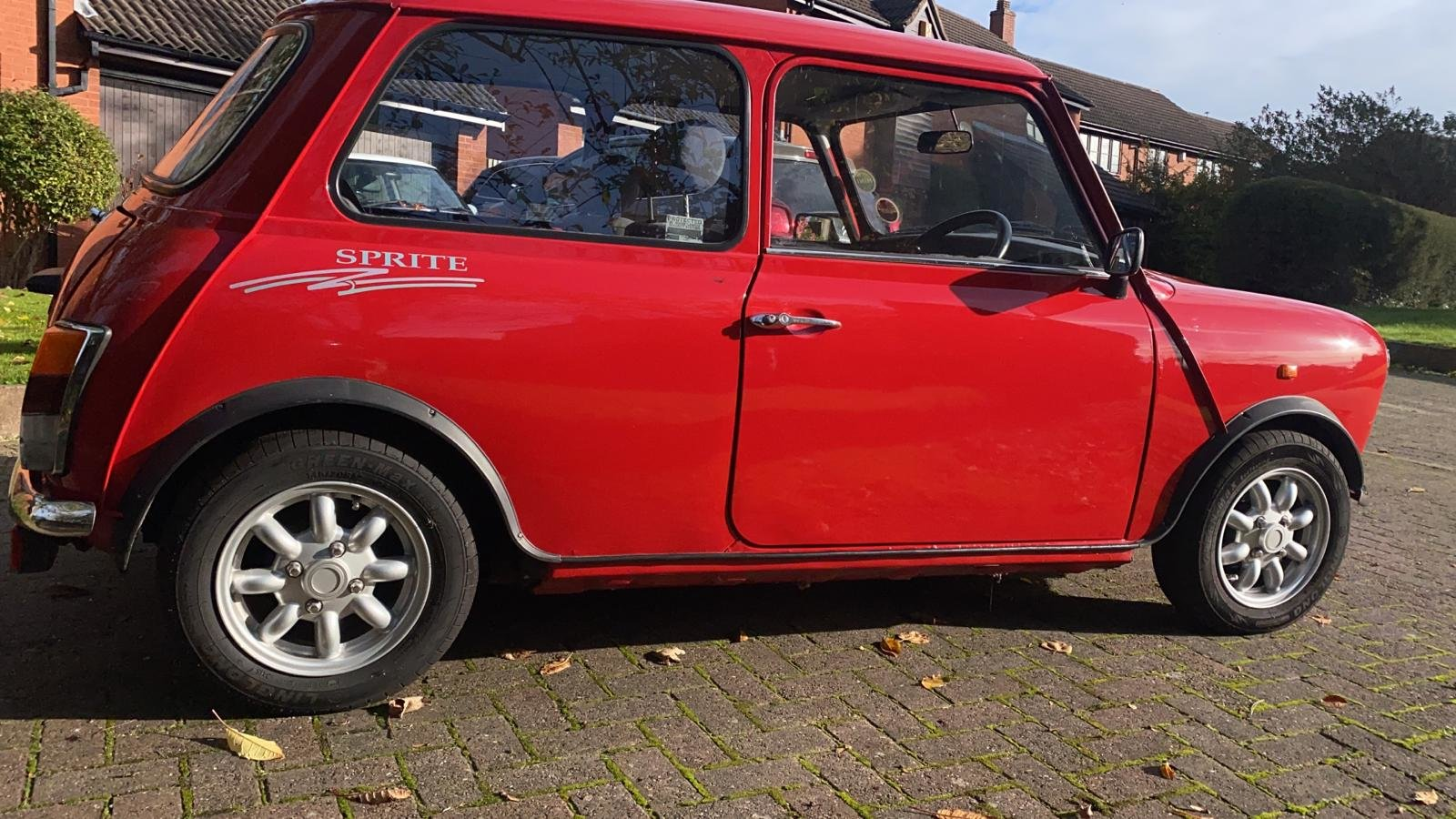 Stunning 1995 Mini Sprite only 35,000 miles SOLD (picture 4 of 6)