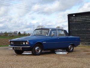 Picture of 1973  Rover P6 2000 SC