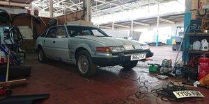 Picture of 1985 Rover sd1 vitesse single plenum v8 manual