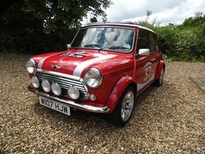 Picture of 2000 Austin Rover Mini Cooper S Works AUTOGRAPHED For Sale