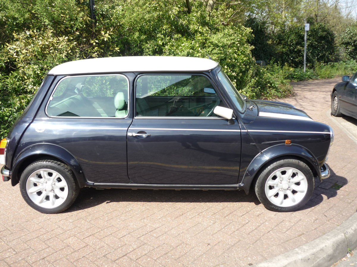 2001 Classic Mini Cooper Austin Rover, only 131 miles!! For Sale (picture 1 of 6)