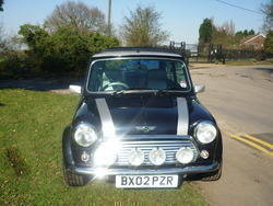 2002 Austin Rover Mini Cooper Classic Sportspack 1.3i Sport For Sale (picture 2 of 6)