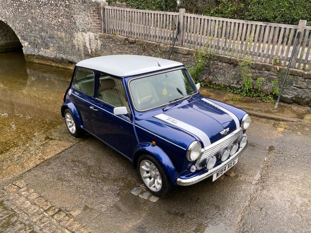 Stunning 2000 Mini Cooper Sportspack with 8,000 miles For Sale (picture 5 of 5)