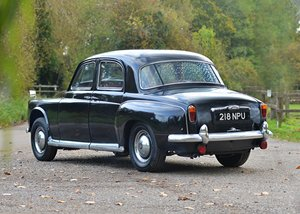 Picture of 1959 Rover P4 75 Mk.II SOLD by Auction
