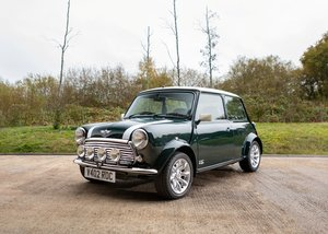 Picture of 1999 Rover Mini John Cooper LE 40 SOLD by Auction