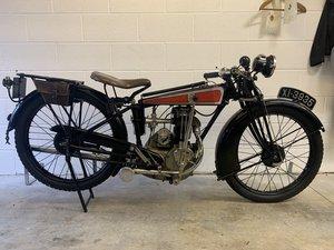 1925 Rover 350cc 2 3/4 hp