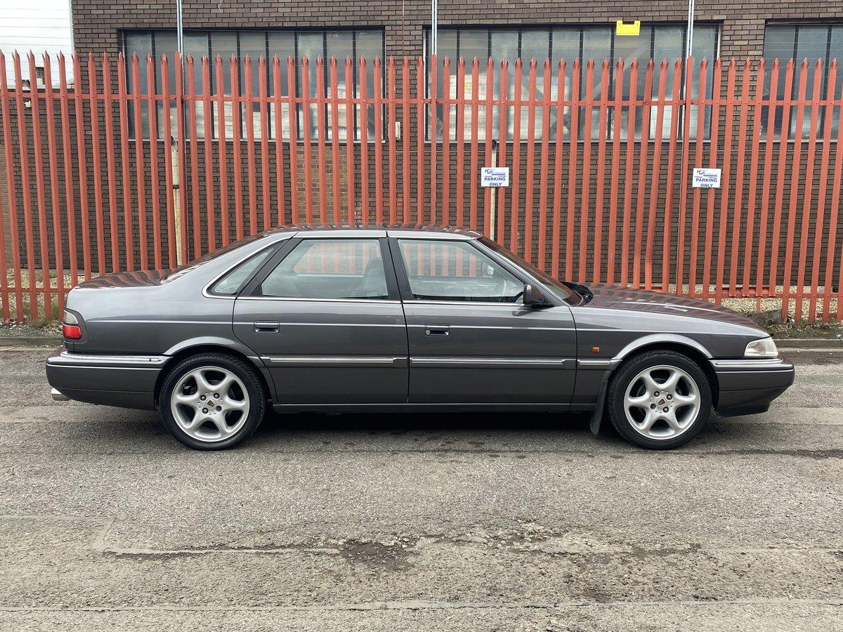 1996 ROVER 2.0 VITESSE TURBO - LOW MILEAGE, RARE CAR For Sale (picture 2 of 6)