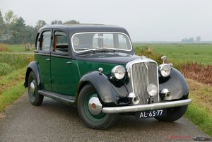 Picture of 1948 Rover P3-75 Six-ligt Saloon with sliding roof For Sale