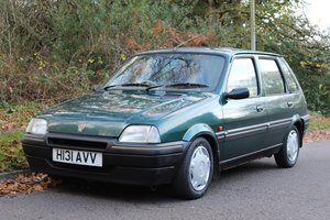 Picture of Rover Metro GS 1991 - To be auctioned 29-01-2021 For Sale by Auction