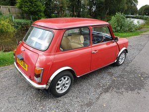 Picture of 1990 ROVER MINI, RED, 27000 MILES