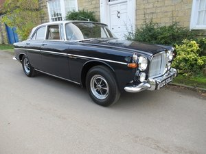 1970 Rover 3.5 Coupe P5B 21,070 miles Just £20,000 - £25,000