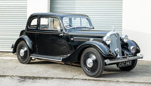 Picture of 1938 Rover Ten Coup For Sale by Auction