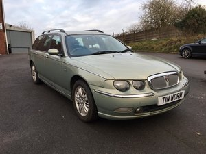 Picture of 2002 Rover 75 Club Estate, diesel, manual in Moonstone Green For Sale