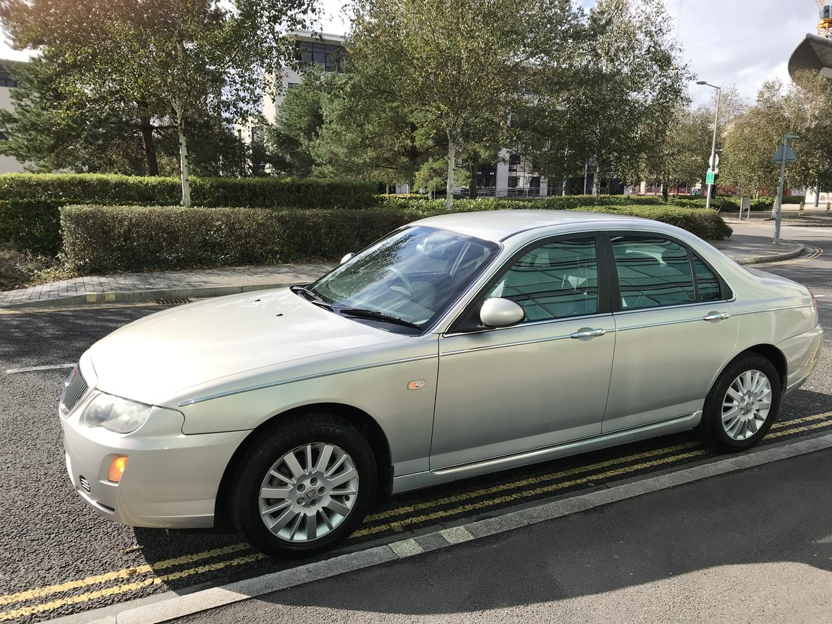 2006 (06) Rover 75 CDTi CLUB Diesel Manual 1 Previous Owner For Sale (picture 8 of 8)