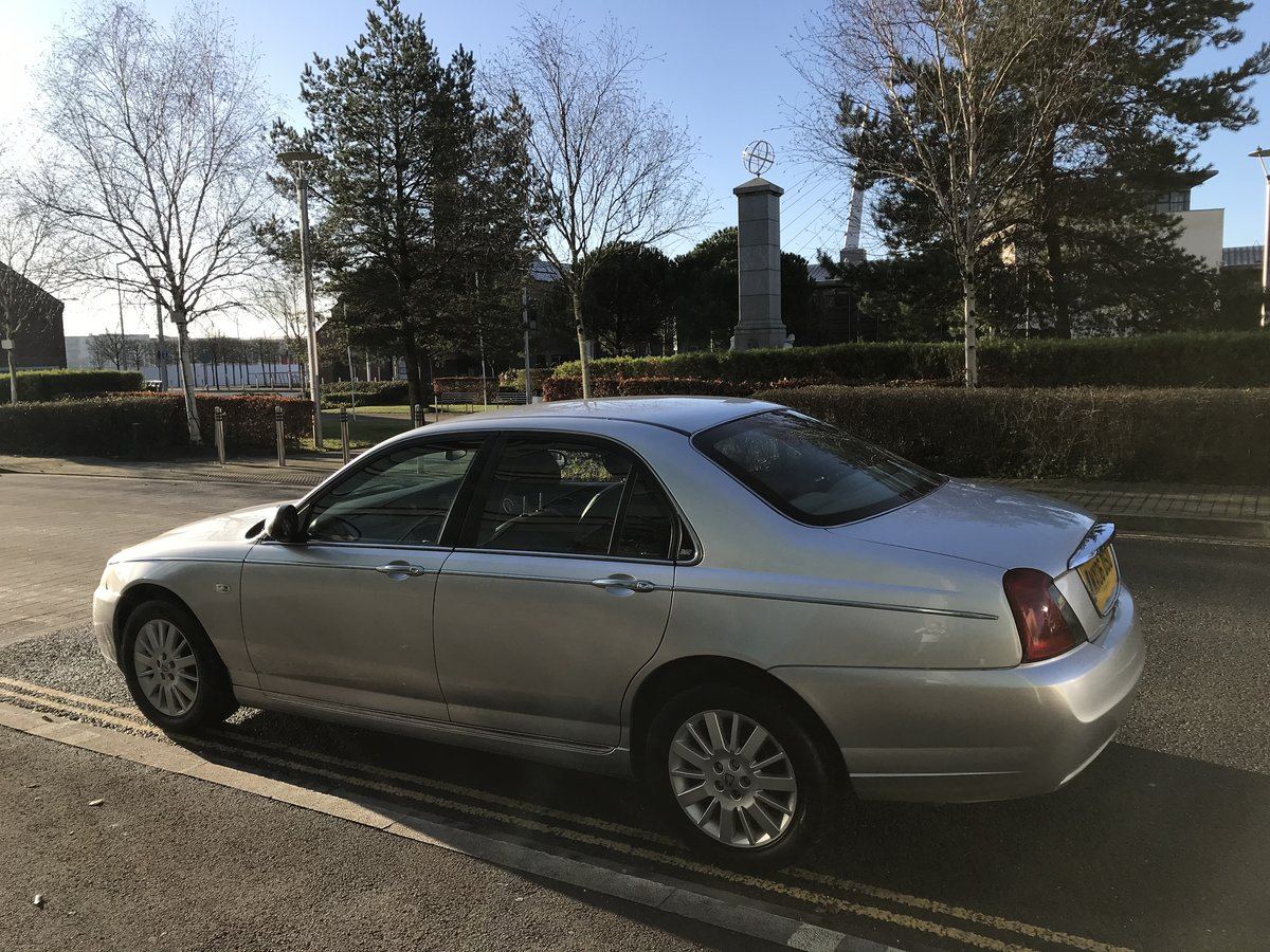 2006 ROVER 75 2.0 CDTI CLUB 1 OWNER FROM NEW 65k MILES For Sale (picture 3 of 10)