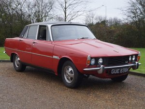 Picture of 1972 Rover P6 3500S at ACA 13th and 14th February For Sale by Auction