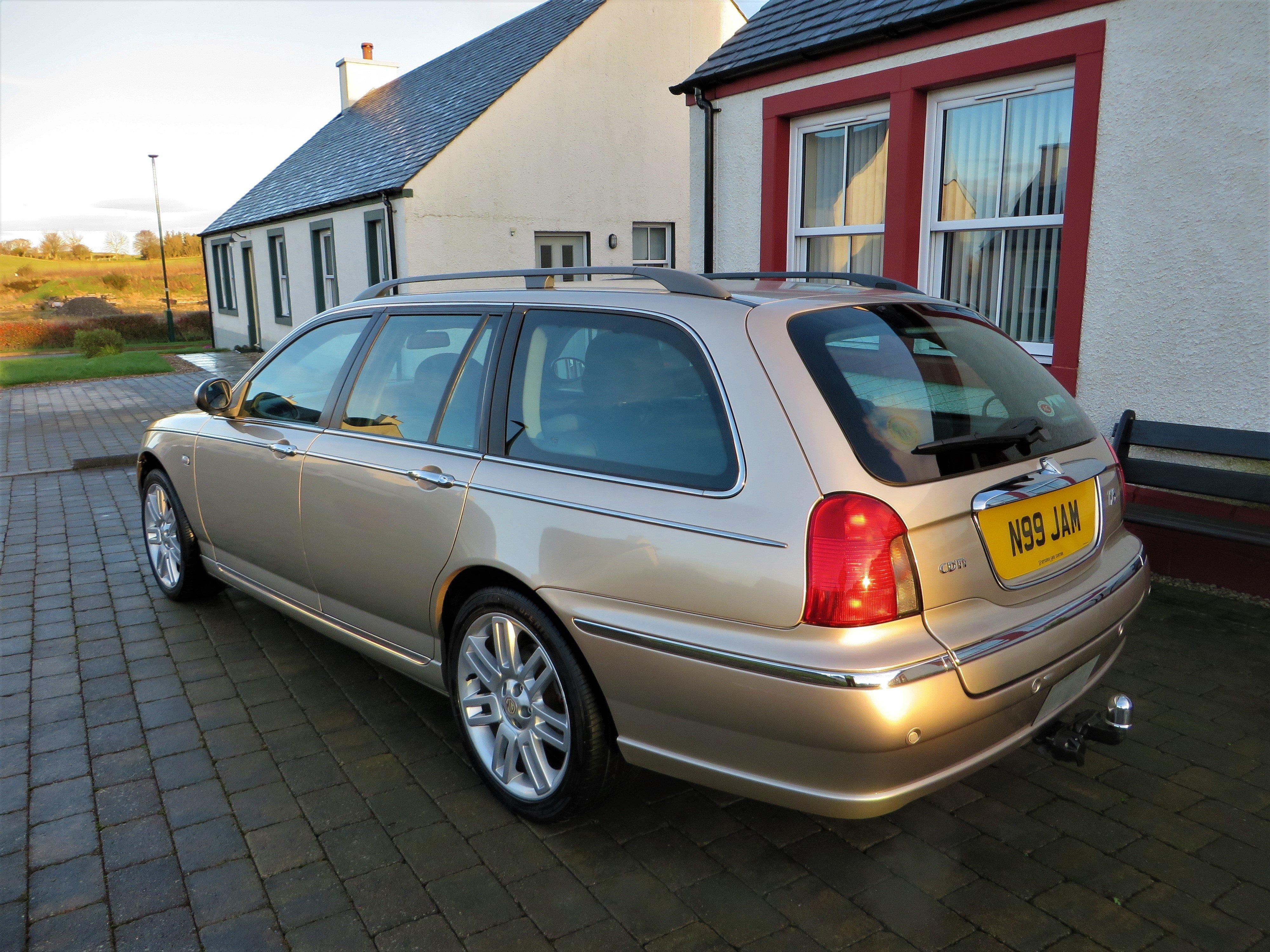 Rover 752.0 CDTi Club Tourer diesel 131bhp